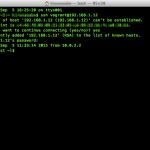 [Vagrant]LAN内の別マシンから仮想マシンにアクセスする