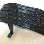 [レビュー]自分でキーボード交換 MacBook Air 11, Late 2010