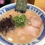 [渋谷グルメ]渋谷区 博多食堂 東京とんこつラーメン情報