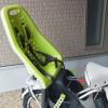 相性は抜群?bikke e2(ビッケ)に、Yepp maxi(イエップ)後乗せチャイルドシート装着