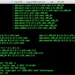 [CentOS]EPEL + Remiレポジトリーを追加して、PHP5.6 + MySQL5.5インストール(バージョンアップ)