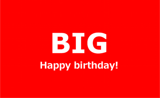 big-birthday